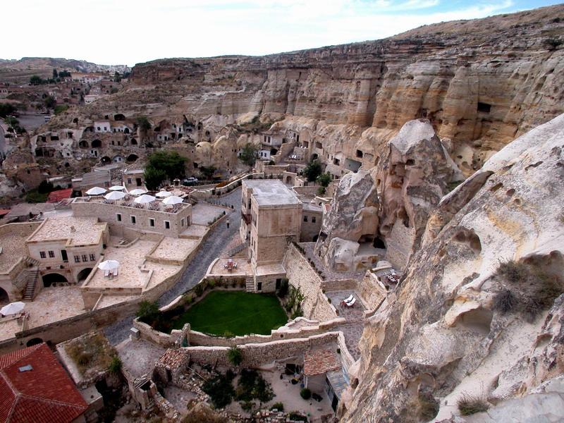 The Cappadocia Cave Hotel