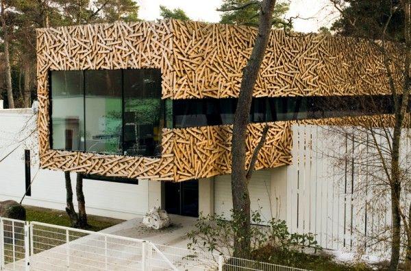 Suurupi House Extension in Estonia
