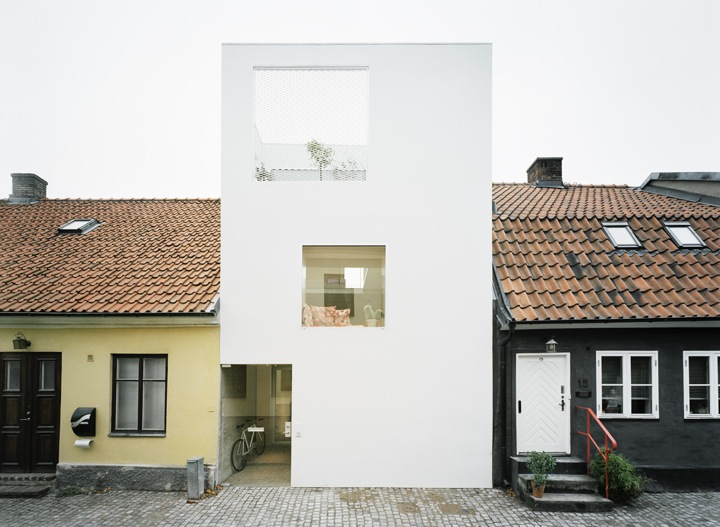 Townhouse by Elding Oscarson