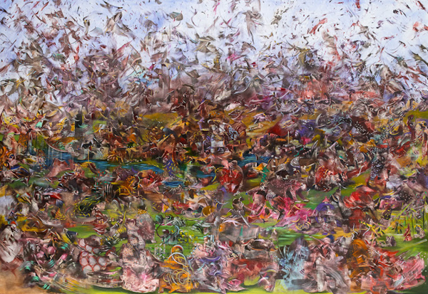 The world of Ali Banisadr