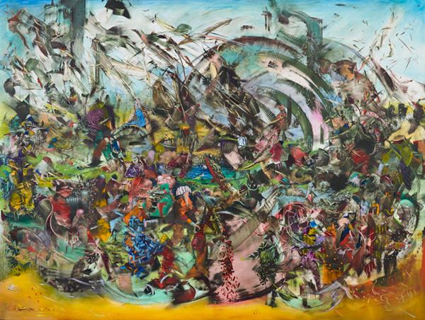 The world of Ali Banisadr