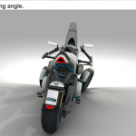 BMW 1150GEth Evolution in steering technology