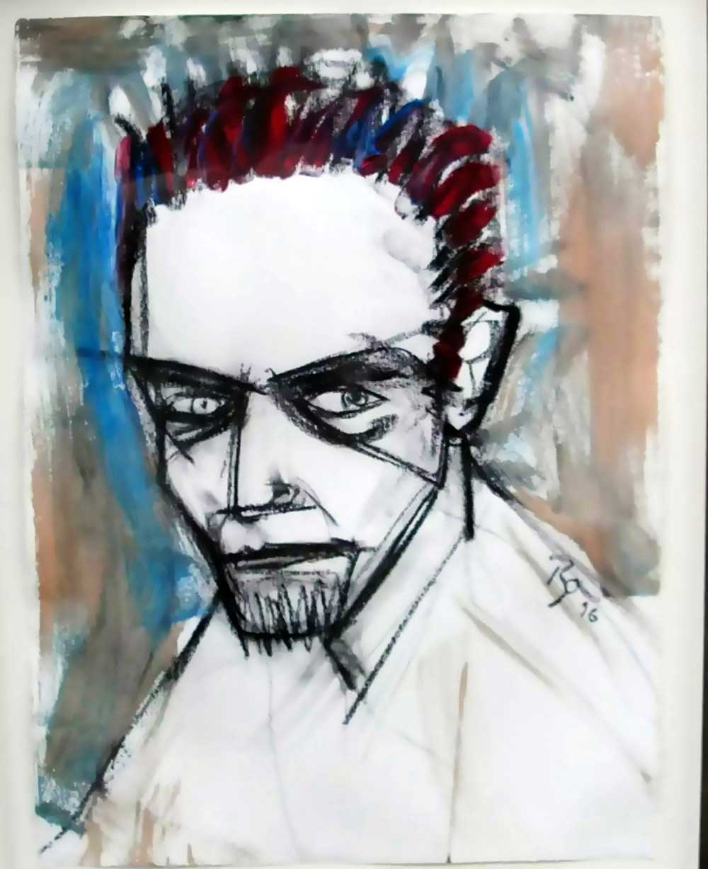 Paintings By David Bowie