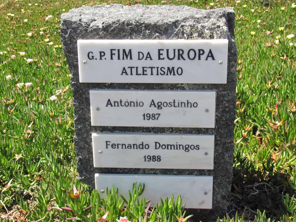 Cabo da Roca - The End of the World