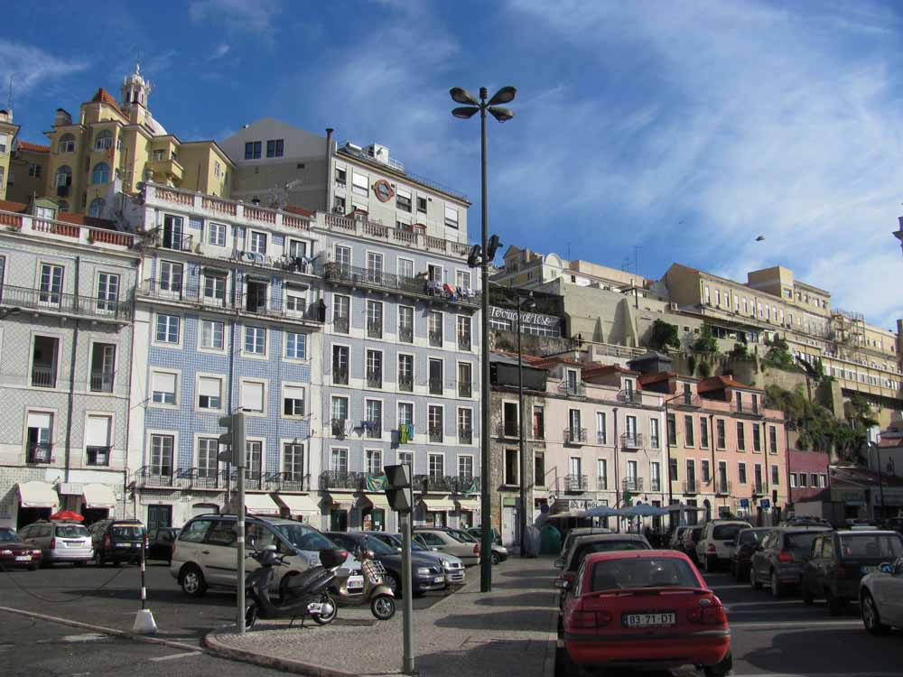 Lisbon walkaround by brushvox 107