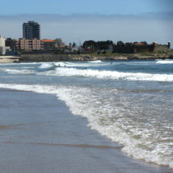 Matosinhos, day at the ocean