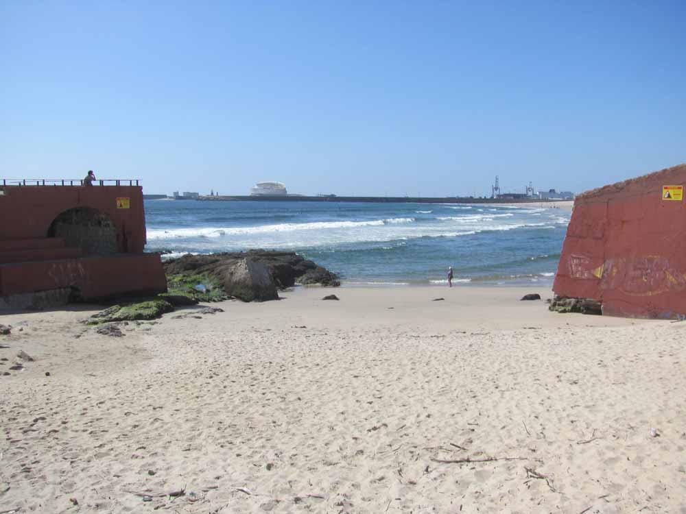 Matosinhos, day at the ocean40
