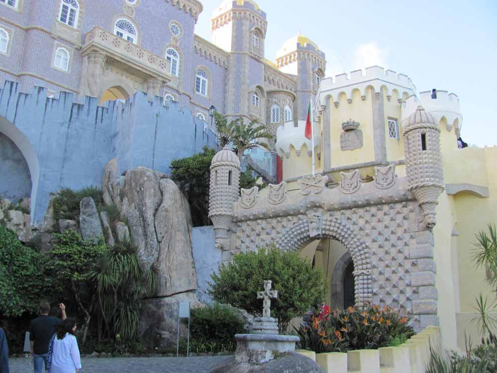 Pena, Sintra, Portugal11