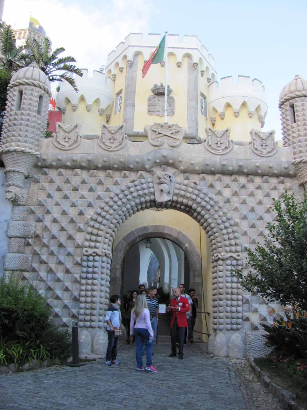 Pena, Sintra, Portugal12