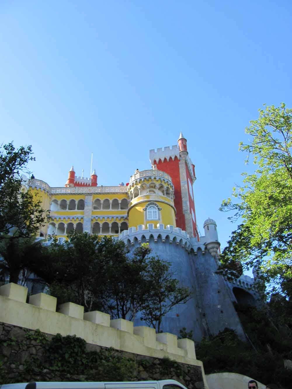 Pena, Sintra, Portugal6