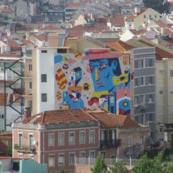 Street art from Lisbon