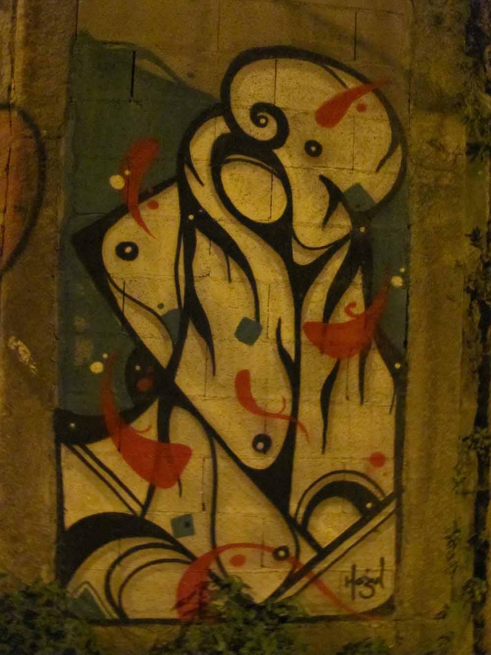 Street art from Porto13