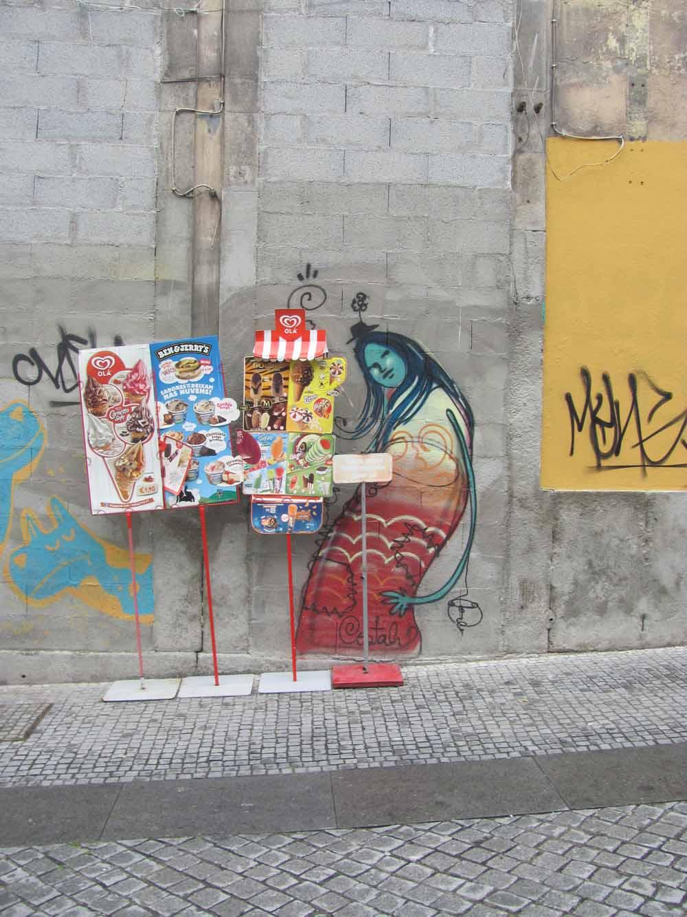 Street art from Porto19