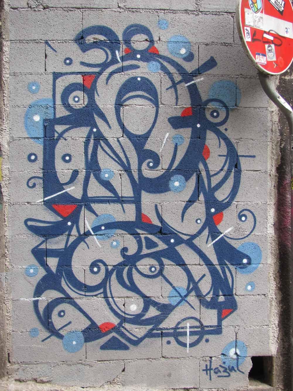 Street art from Porto23