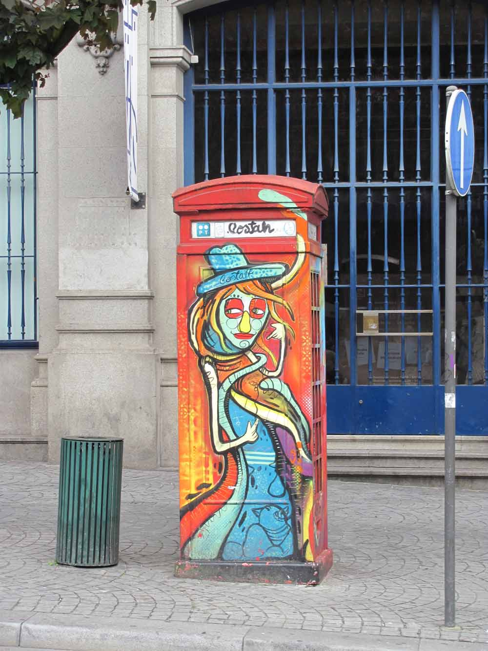 Street art from Porto6