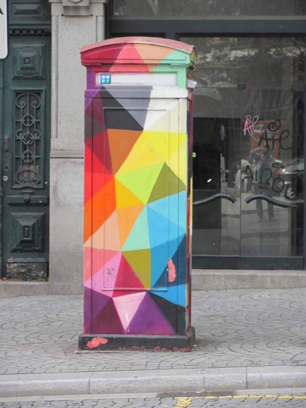 Street art from Porto7