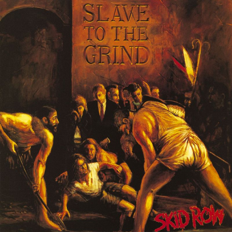Skid Row - Slave To The Grind (1991)
