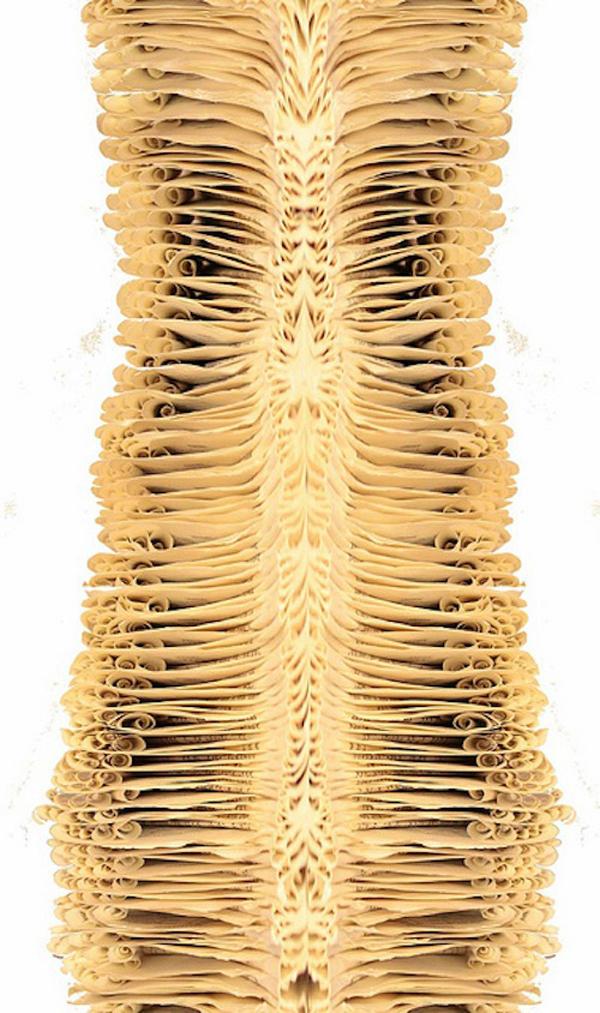 Body Parts, Live Breath Art