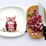Creative dishes by Hong Yi