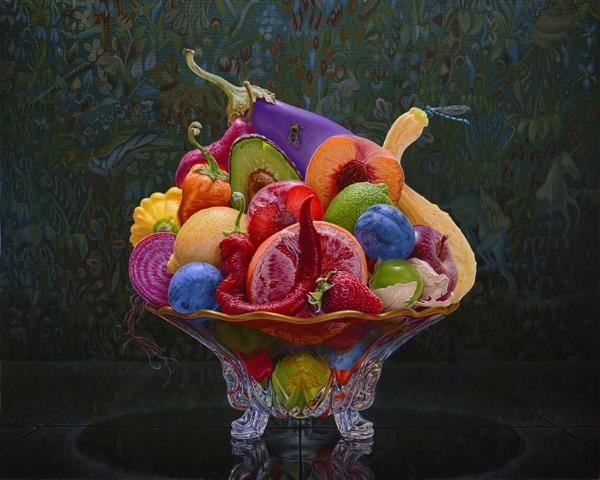 Eric Wert - Art is a method of seduction