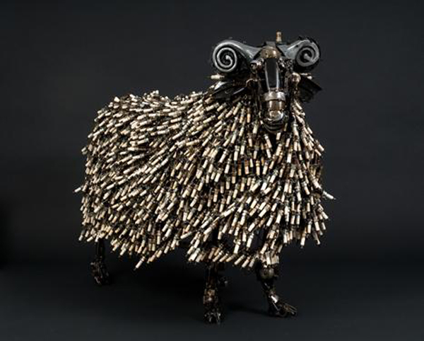 Steampunk Animals by James Corbett