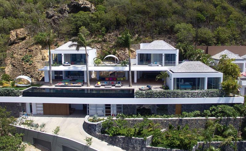 Villa Utopic, Saint Barts