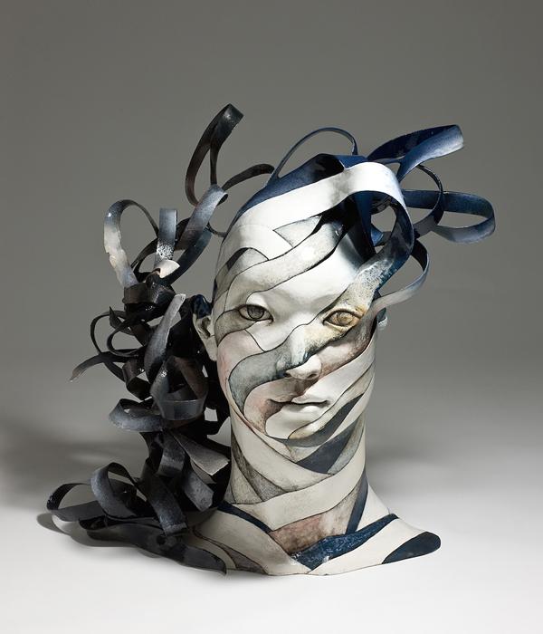 Ceramic Sculptures by Haejin Lee