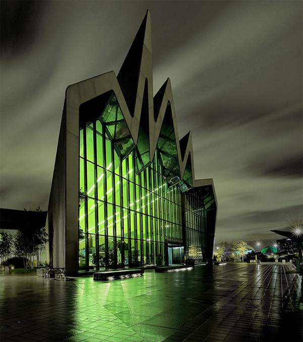 Evil-Looking Buildings