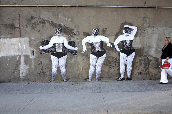 Street Art by Fauxreel