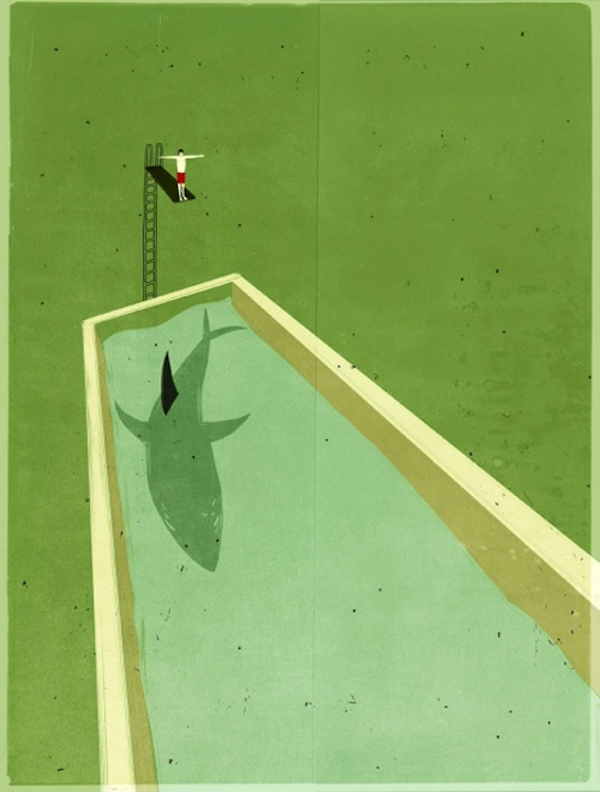 Surreal Illustrations by SHOUT
