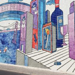 Urban Mural in São Vicente de Fora