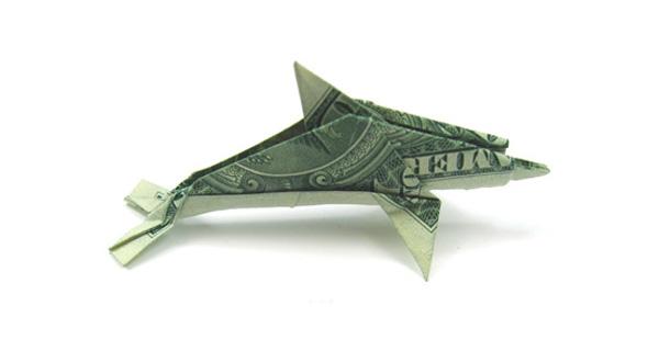 Won Park the money folder