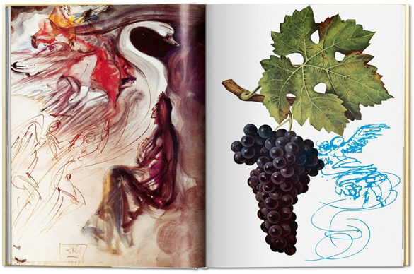 Salvador Dalí's Surrealist Wine Guide Republished for the First Time in 40 Years