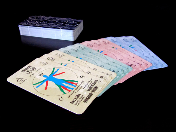 Introducing the Unified Esoteric Tarot deck