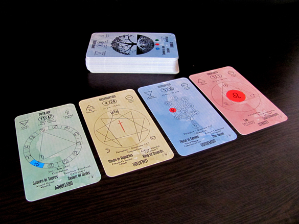 Introducing the Unified Esoteric Tarot deck